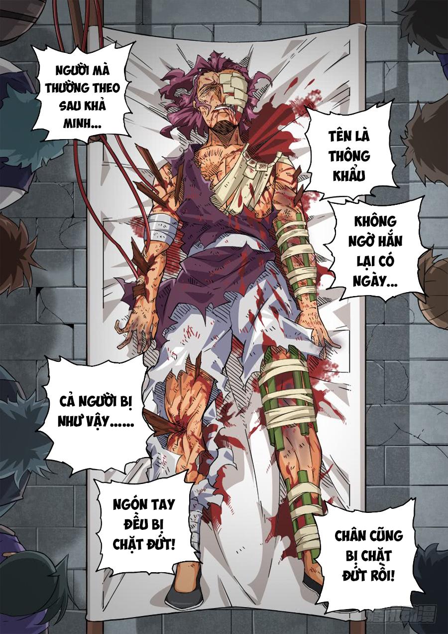 Quyền Bá Thiên Hạ chap 222 - Trang 3
