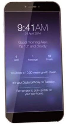 iOS 8 Concept Video
