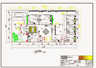 GAMBAR SKETSA DESAIN RUMAH MINIMALIS 2014 Model Rumah Minimalis