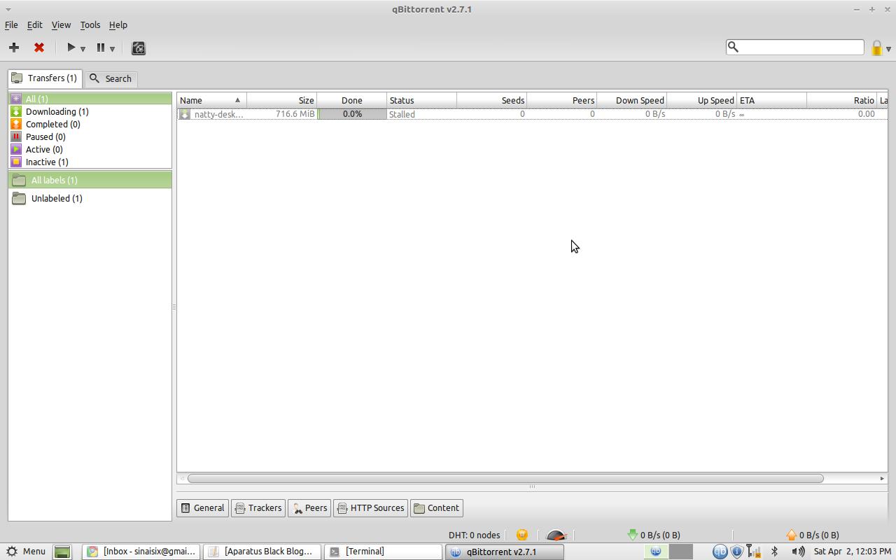 utorrent client for linux mint