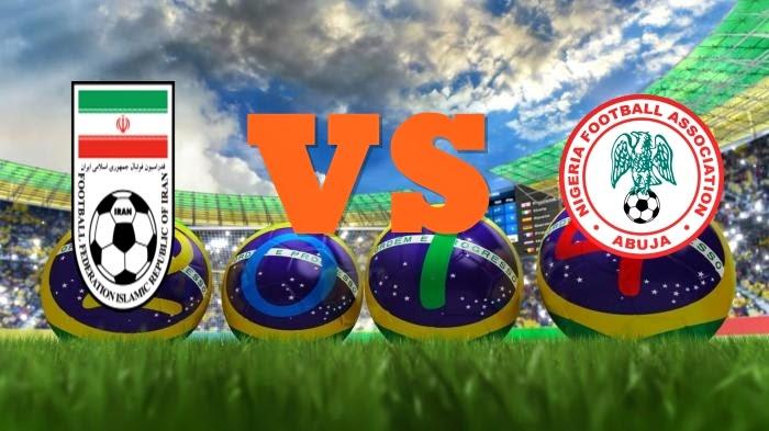 Prediksi Skor Piala Dunia Terjitu Iran vs Nigeria jadwal 17 Juni 2014