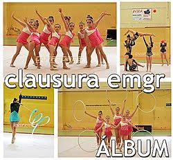 Clausura de la Gimnasia Rítmica de Aranjuez