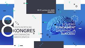 VIII Ogólopolski Kongres Ratowników Medycznych Kraków 2020