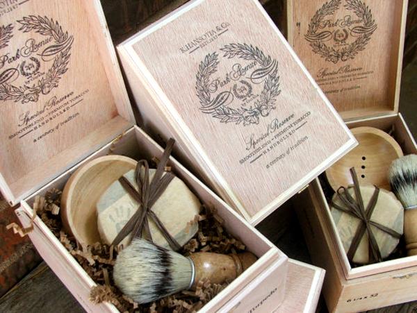detalle para decorar y regalar jabones artesanales -para hombre