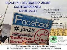 Curso La Realidad del Mundo Árabe Contemporáneo