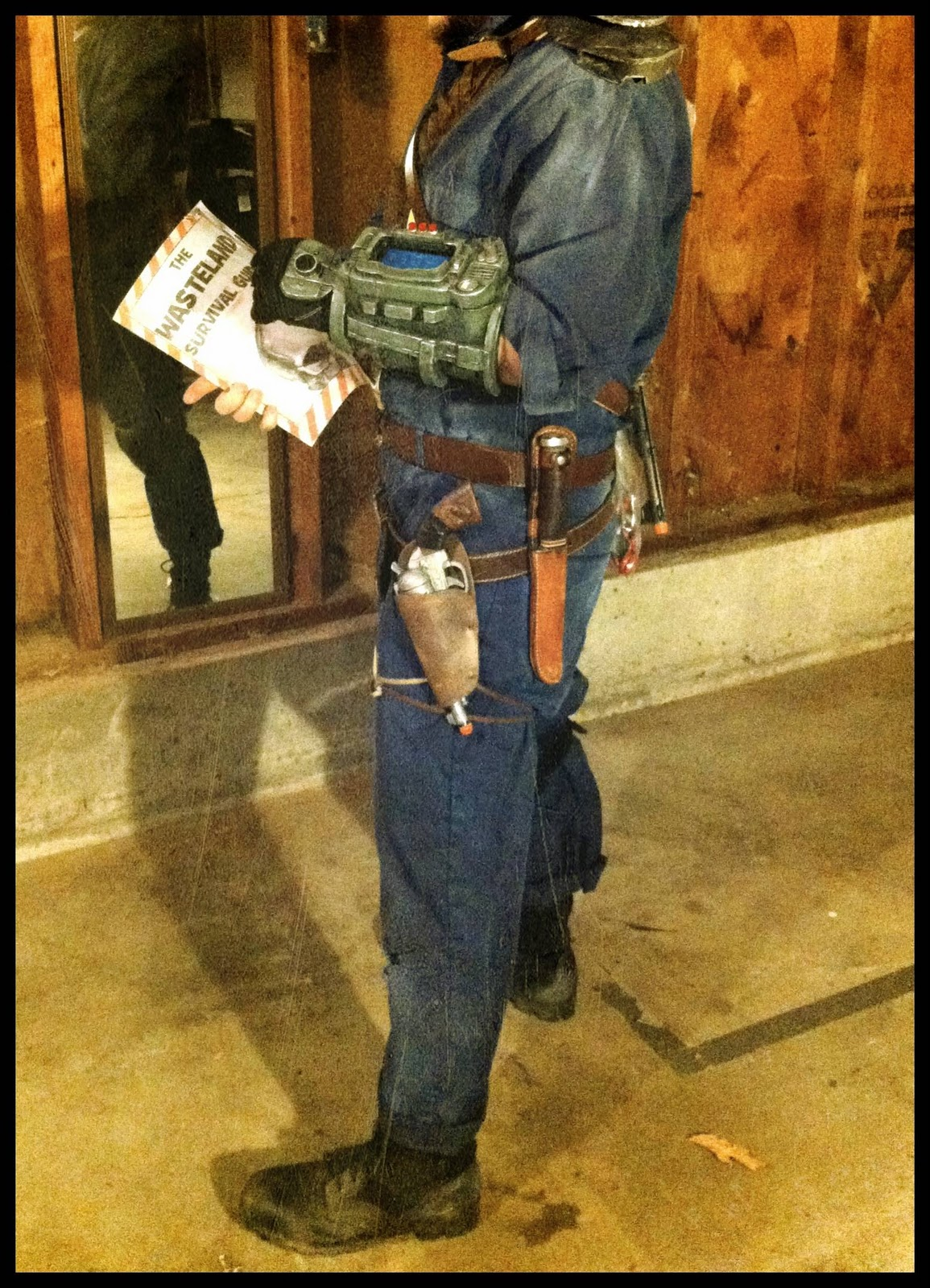 happy fallout o ween costume and homemade pip boy image number 6 of fallout halloween costumes