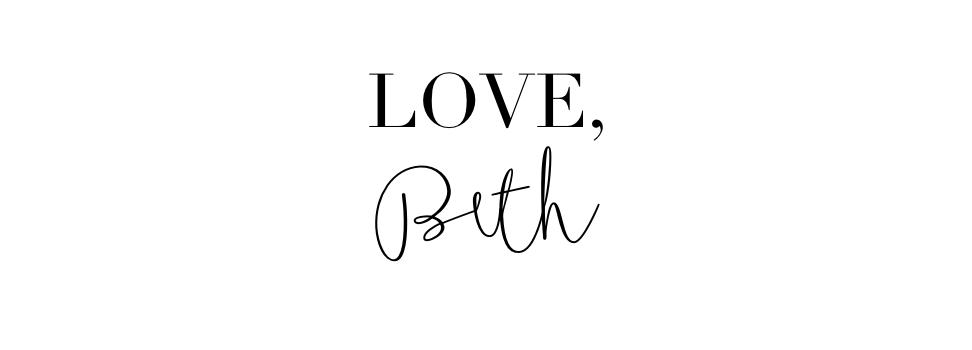 Love, Beth