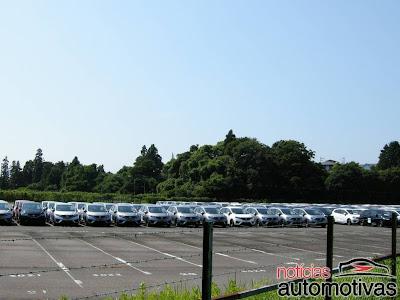 Honda jazz ที่ญี่ปุ่น