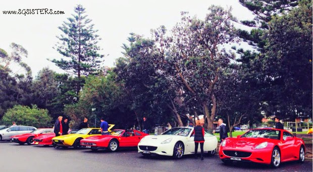 The Club Consists Of Many Die Hard Ferrari Fans Who Are Passionate About  The Car, History And Brand. We Drove Towards Kyeemagh To Meet Up Another  Some Other ...