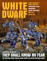 White Dwarf Weekly número 70 de mayo