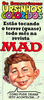 Os EUCs estão na revista MAD!