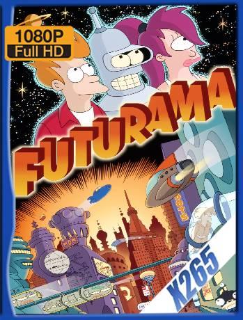 Futurama Temporada 1,2 (1990-2000) x265 [1080p] [Latino] [GoogleDrive] [RangerRojo]
