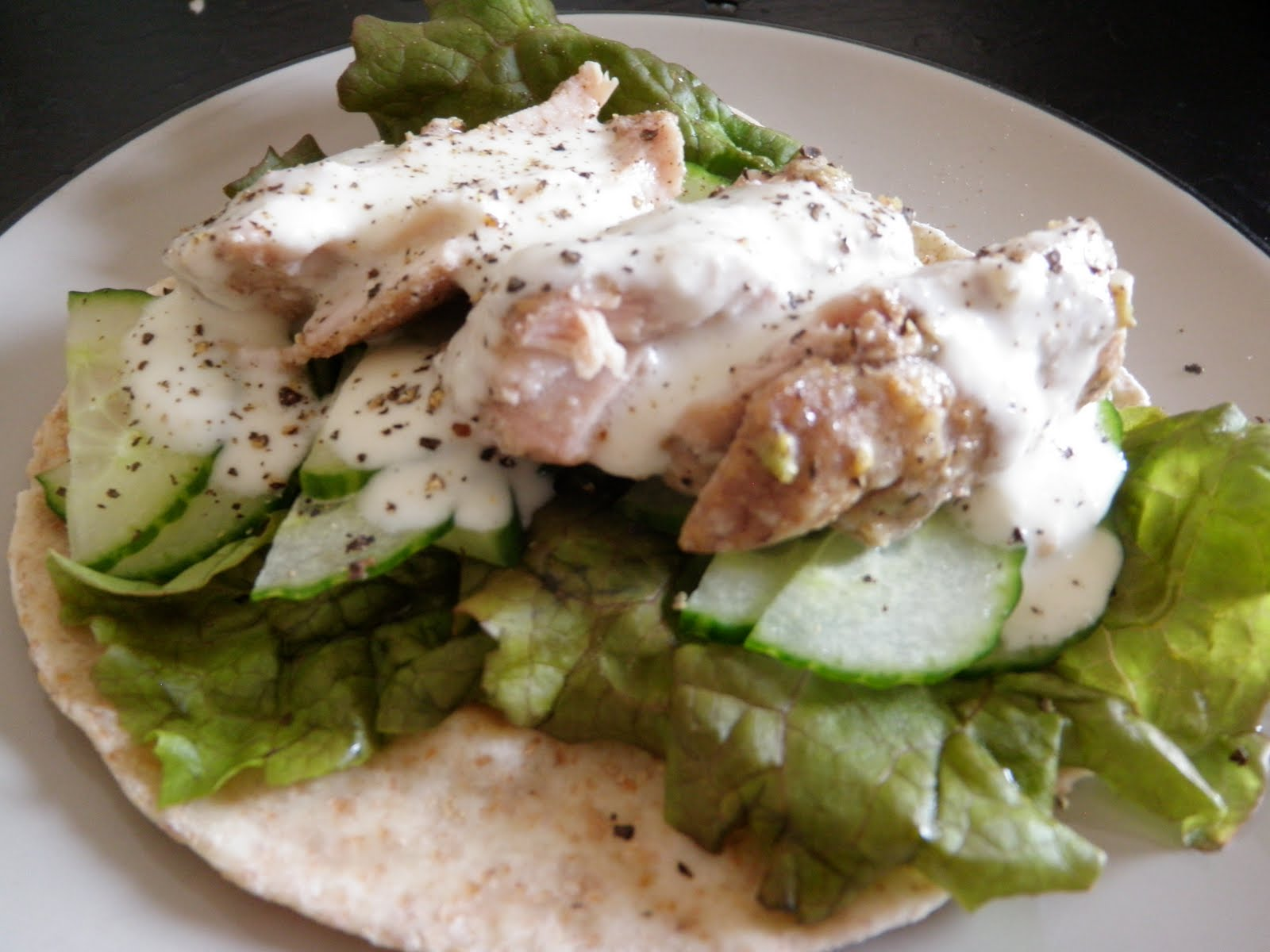 Chicken Shawarma Recipe: (a slight twist from the traditional recipes)