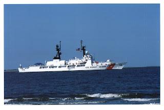 Coast Guard Vessel Charleston