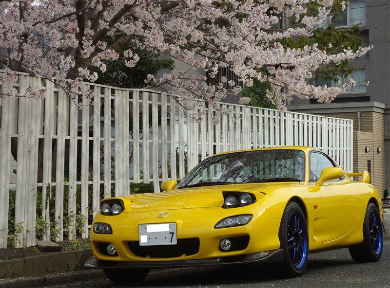 Mazda RX-7 FD3S zdjęcia fotki modyfikacje