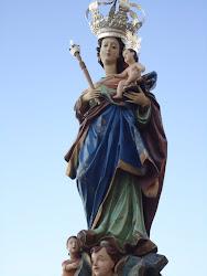 Nossa Senhora da Penha de França, padroeira de Resende Costa/MG