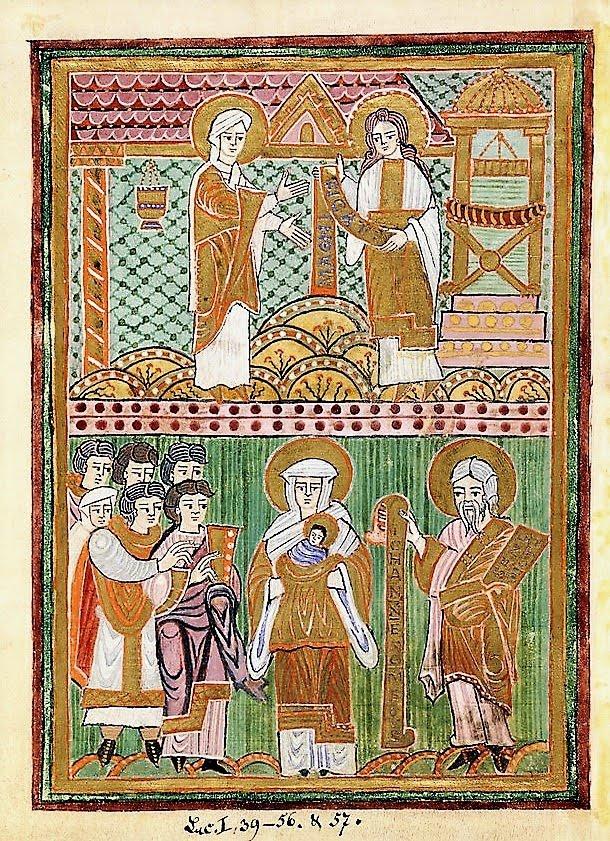The Visitation Part V – The Magnificat