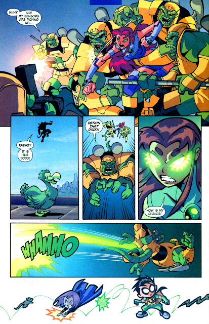 Image Teen Titans Go 2 The Beast Boy Who Cried Wolf Download