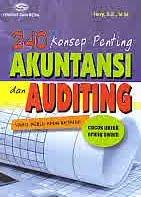 AJIBAYUSTORE Judul Buku : 240 Konsep Penting Akuntansi dan Auditing – Yang Perlu Anda Ketahui Pengarang : Hery, SE, M Si Penerbit : Gava Media