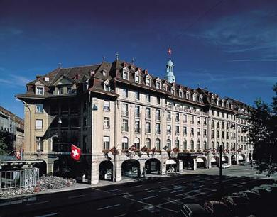 The Gauer Hotel Schweizerhof Bern Switzerland