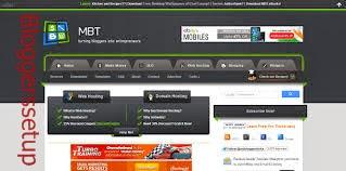 MBT(My Blogger Template) Blogger 2014