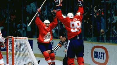 Gretzky Lemieux Canada Cup