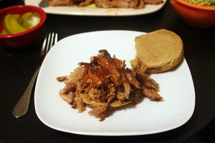 Slow-Roasted Pulled Pork | hardparade.blogspot.com