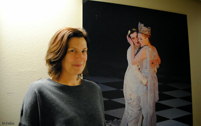 Marta Vidán. Sarah Connolly