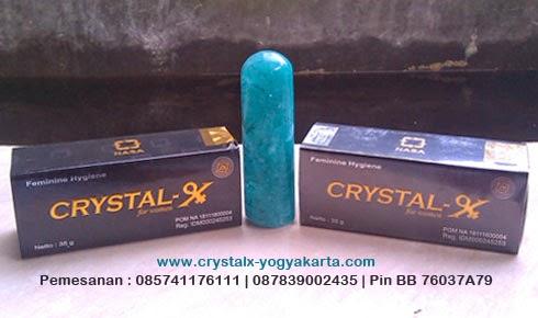 Crystal X Jogja