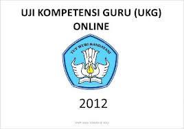 Uji kompetensi guru 2012