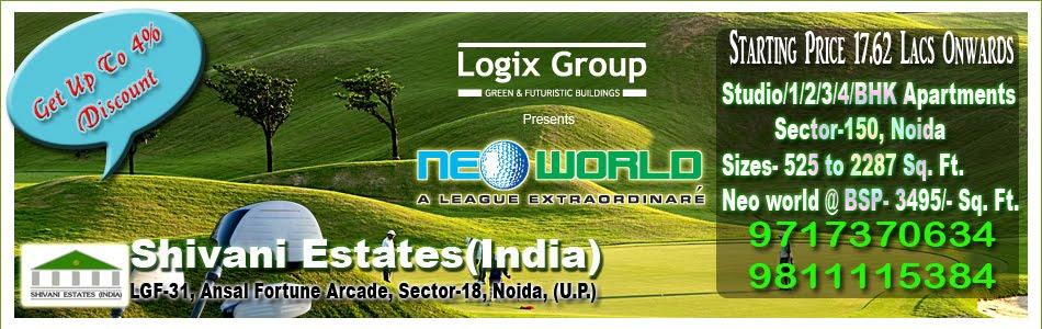 Logix Neo World   Logix Neo World Noida   9711118849   Neo World Noida   Sec-150