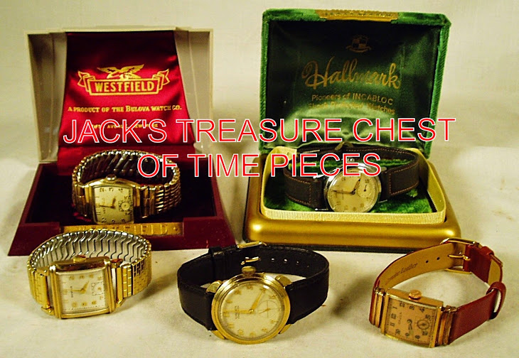 JACK'S TREASURE CHEST OF TIME PIECES