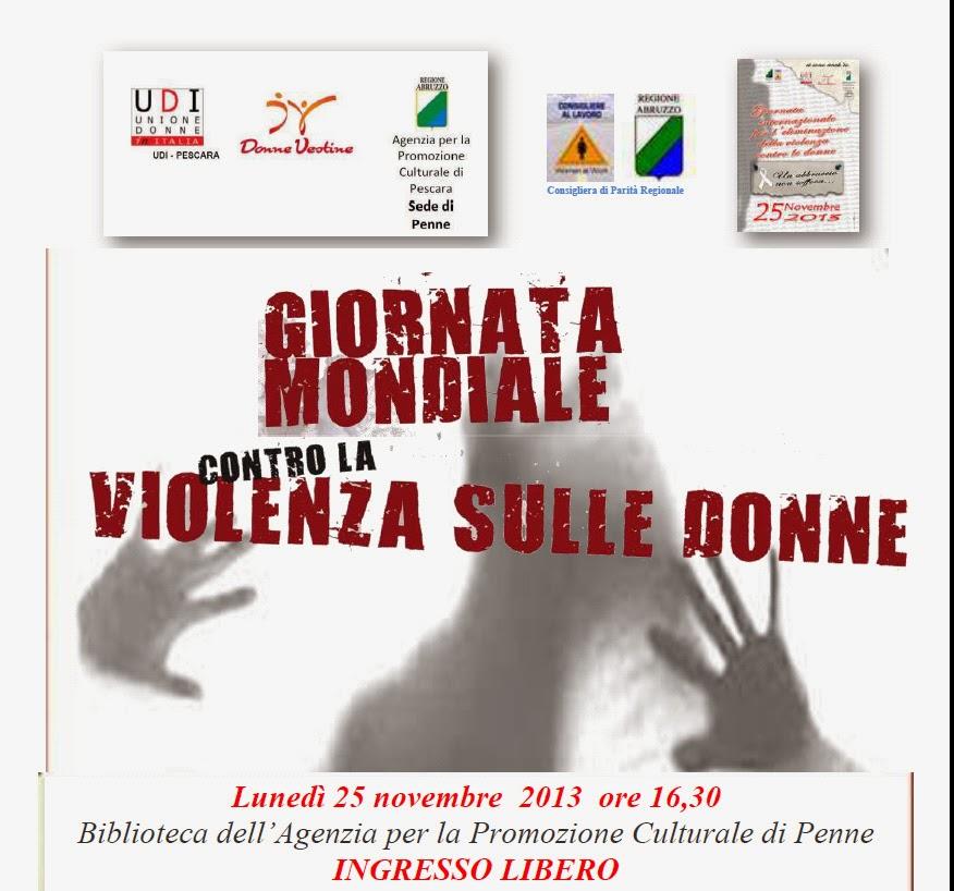 pomeriggio in biblioteca contro la violenza di genere