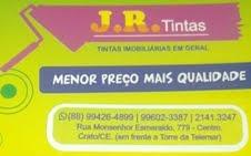 J.R. TINTAS - TINTAS IMOBILIÁRIAS EM GERAL