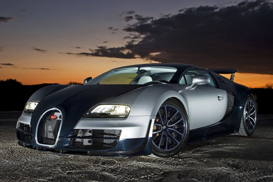 bugatti veyron 16 4 supersport preserve records. Black Bedroom Furniture Sets. Home Design Ideas