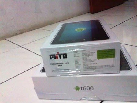 Spesifikasi dan Harga MiTO T600