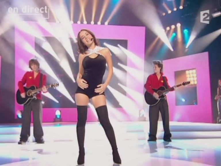 Live Performance Music Videos Alizee Jen Ai Marre