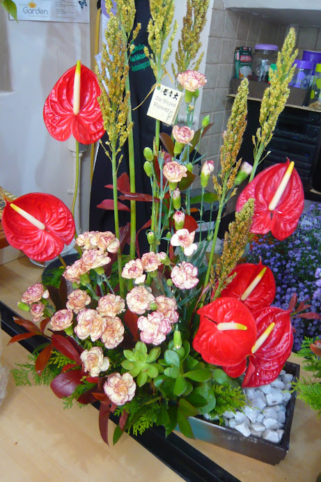 Curso de IKebana e Arte Floral .