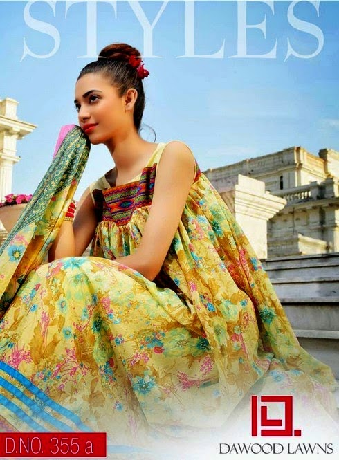 Swiss Lawn Collection 2014