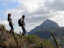 Escaladores de montanhas