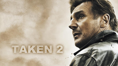 Taken 2 Movie Wallpaper
