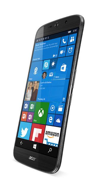 Acer Liquid Jade Primo resmi rilis, ponsel Windows 10 pertama Acer