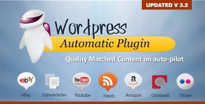 WordPress Automatic Plugin v3.8.0 الاضافة المدفوعة للوردبريس
