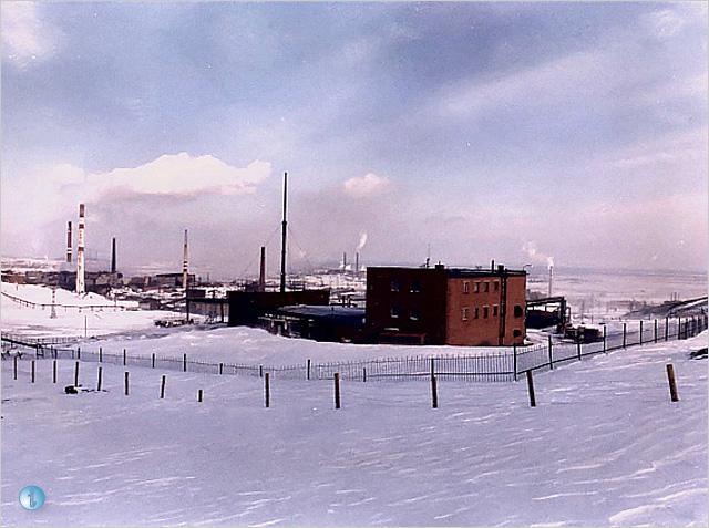 Норильск, ЛАЯМА, РГ-1М