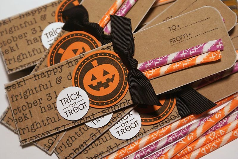 Cute food for kids 27 diy creative treat bag party for Halloween party favor ideas
