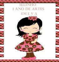 ESSE SELINHO GANHEI DA MINHA QUERIDA MADRINHA.