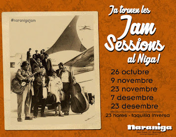 JAM SESSIONS NARANIGA