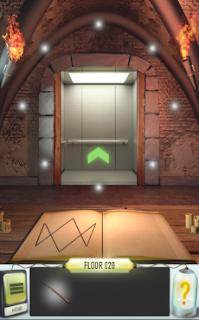 100 Locked Doors 2 soluzione livello 20 level 20