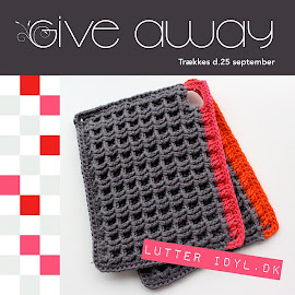 Give away hos Lutter Idyl