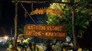 The Pikas - Wisata Rafting / Arung Jeram Sungai Serayu